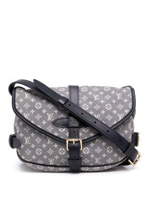 Черная сумка золотистая Louis Vuitton