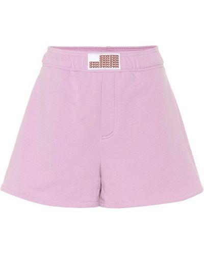 Фиолетовые шорты Matthew Adams Dolan