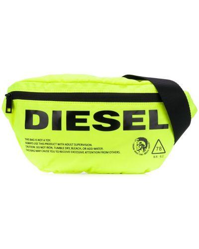 Поясная сумка на молнии Diesel