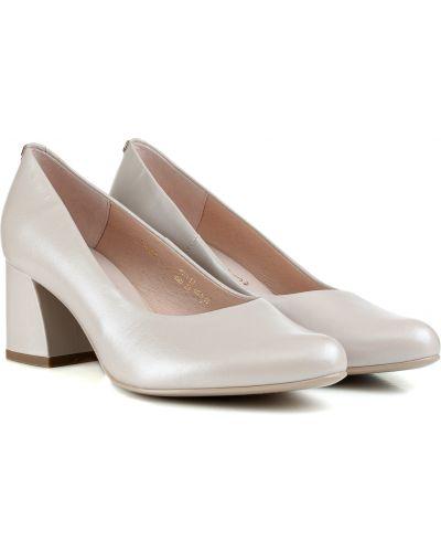 Туфли - бежевые Sala