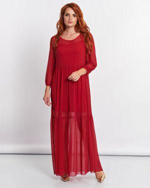 Летнее платье платье-комбинация сетчатое Jetty
