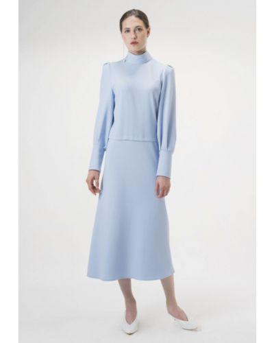 Платье осеннее Белка