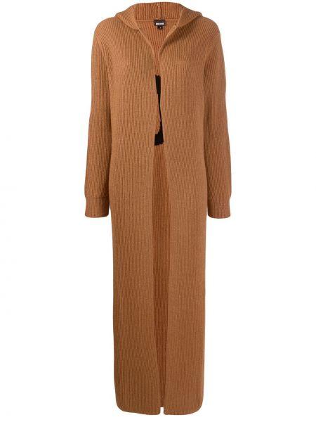 Пальто с капюшоном длинное пальто Just Cavalli