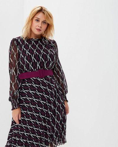 Фиолетовое платье Kitana By Rinascimento