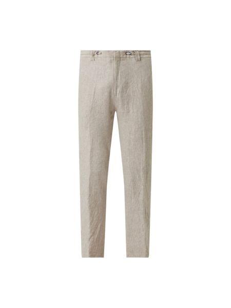 Spodnie sportowe - beżowe Cinque