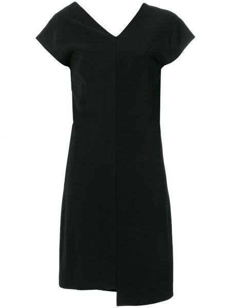 Платье черное Helmut Lang