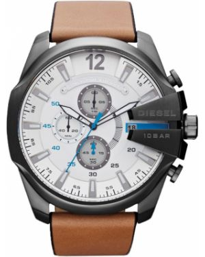 Zegarek światło srebrny Diesel