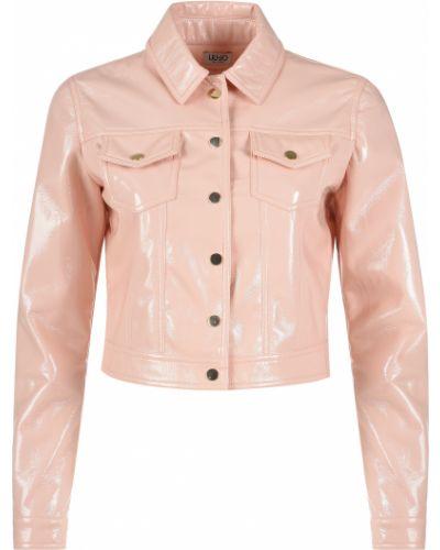 Куртка весенняя розовая Liu Jo