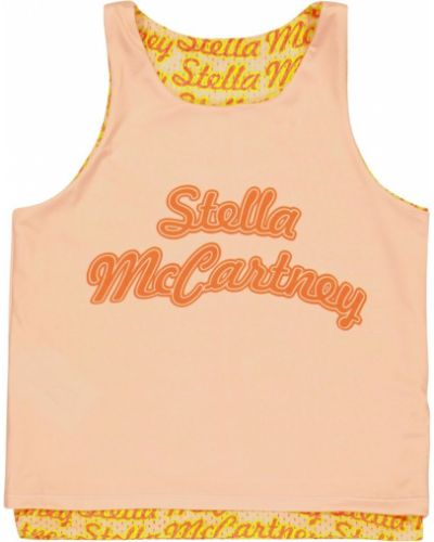 Różowy top Stella Mccartney Kids