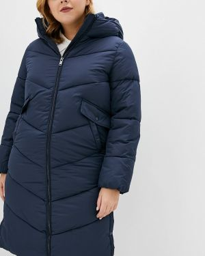 Утепленная куртка - синяя Zarina