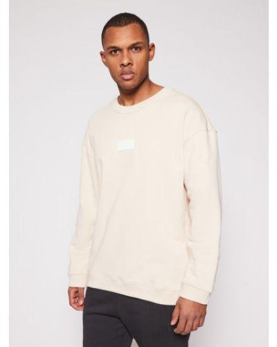 Bluza - beżowa Adidas