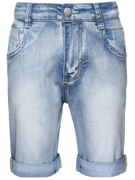 Szorty jeansowe - granatowe Primigi