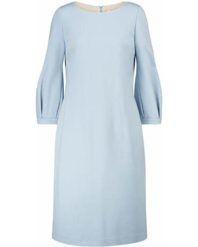 Синее платье миди из вискозы Dorothee Schumacher