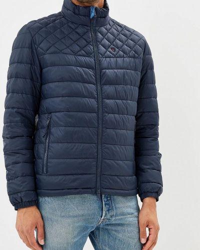 Утепленная куртка демисезонная осенняя Strellson