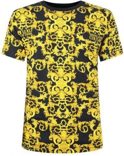 Golf t-shirt rozciągać Versace Jeans Couture