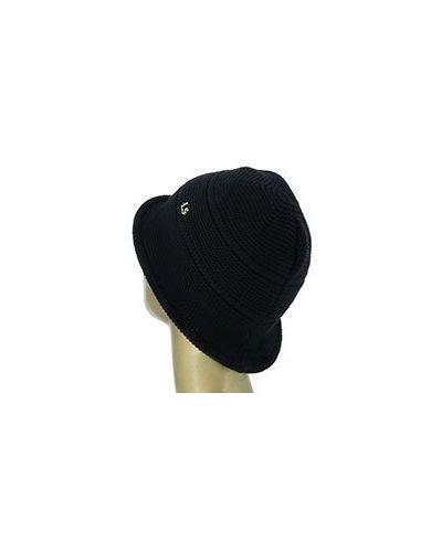 Черная шапка Luisa Spagnoli