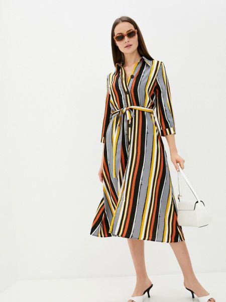 Разноцветное платье Sweewe