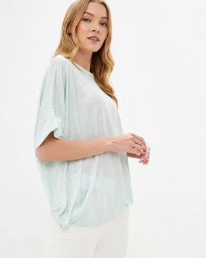 Блузка с коротким рукавом зеленый Ruxara