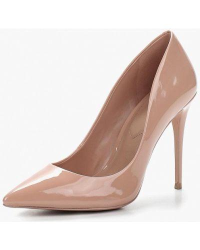 Кожаные туфли на каблуке Aldo