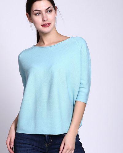 Пуловер с рукавом реглан с воротником Just Valeri