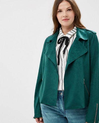 Зеленая куртка Studio Untold