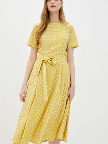 Платье - желтое Rosso-style