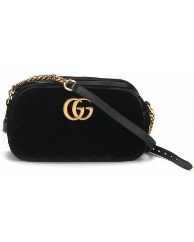 Torebka - czarna Gucci