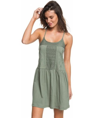 Пляжное платье оливковый Roxy