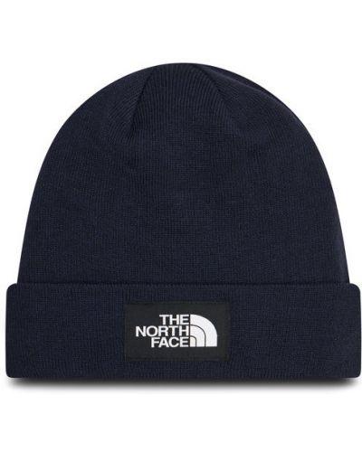 Czapka beanie granatowa The North Face