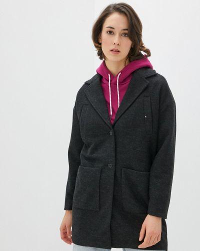 Серое пальто Quiksilver