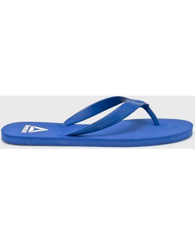 Синие сандалии Reebok