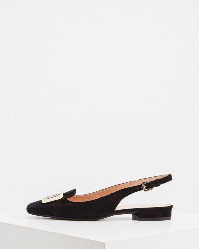 Туфли - черные Pollini