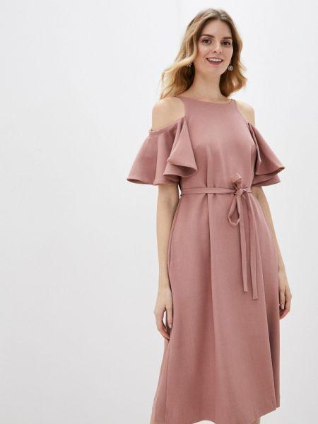Платье - розовое Sultanna Frantsuzova
