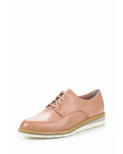 Бежевые ботинки Tamaris