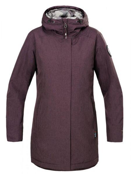 Куртка с капюшоном - фиолетовая Red Fox