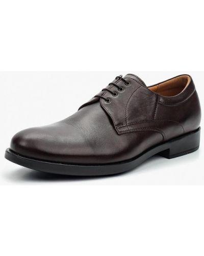 Туфли коричневый Conhpol