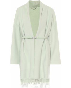Шерстяное пальто Salvatore Ferragamo