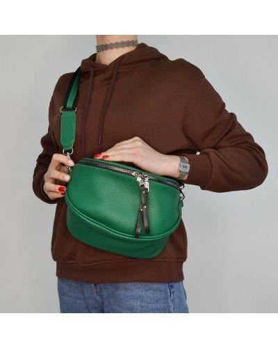 Поясная сумка - зеленая B.elit