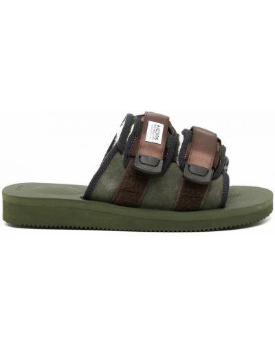 Sandały - zielone Suicoke