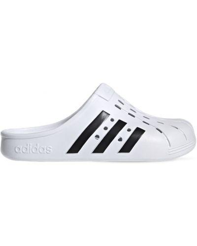 Białe chodaki Adidas Originals