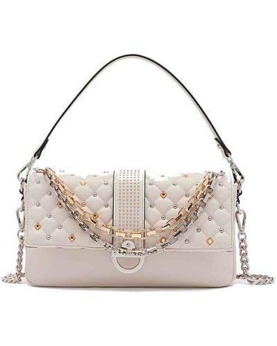 Biała torebka La Carrie