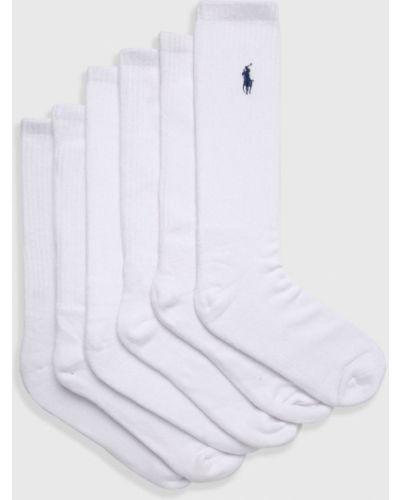Носки набор белые Polo Ralph Lauren