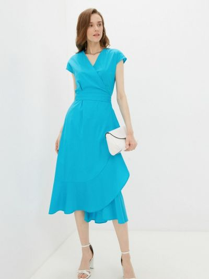Бирюзовое платье Mankato