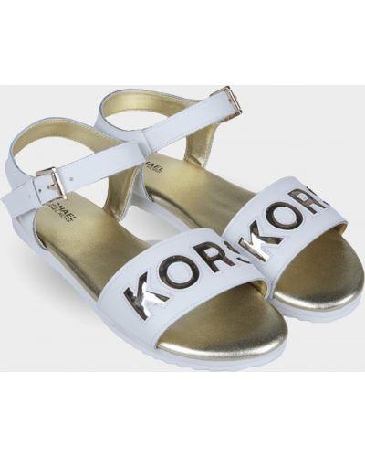Повседневные текстильные сандалии Michael Kors