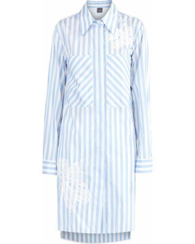 Блузка кружевная с люрексом Lorena Antoniazzi