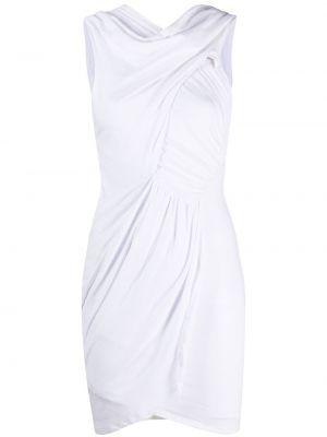 Платье мини короткое - белое Iro
