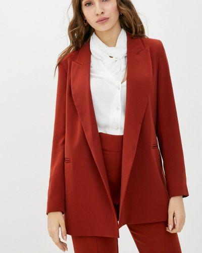 Коричневый пиджак Mondigo