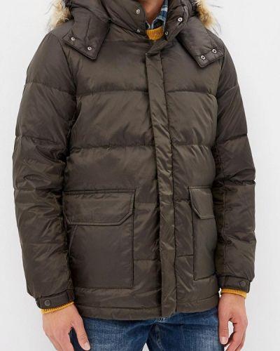 Утепленная куртка демисезонная осенняя Colin's