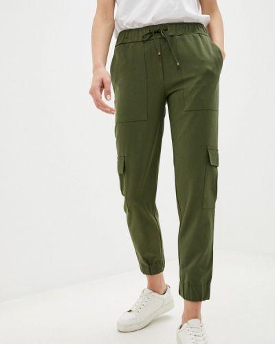 Зеленые брюки карго Sugarlife