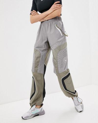 Серые спортивные брюки Adidas By Stella Mccartney